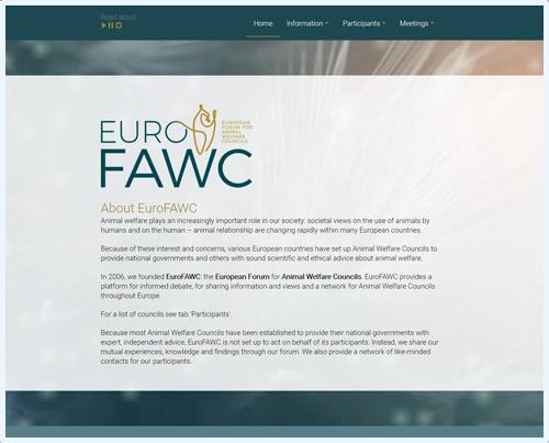 European Forum for animal welfare councils