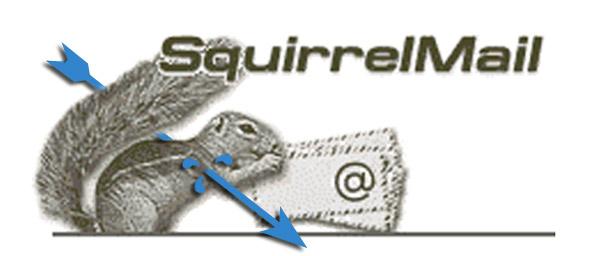 De dood van Squirrelmail