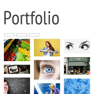 Nieuwe portfolio module